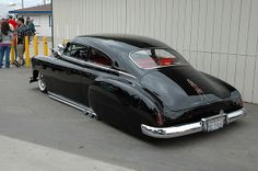 chevy fleetline custom