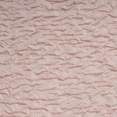 Rose Smoke Ruched Novelty Stretch Knit