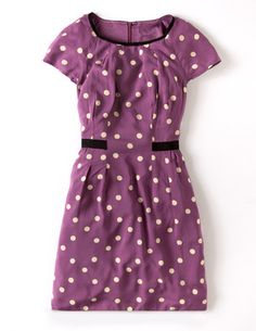 I've spotted this @BodenClothing Easy Day Dress Compote Spot