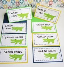 alligator party - Google Search