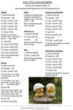Amigurumi Croche Crochet Como Fazer A Croche - Diy Crafts Easter Crochet, Crochet Bunny, Cute Crochet, Crochet Animals, Knit Crochet, Crochet Doll Pattern, Crochet Dolls, Crochet Patterns, Amigurumi Patterns