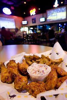 Buffalo Wild Wings® Buffalo Wings Recipe and Sauces recipes: Spicy Garlic Wing Sauce, Medium Wing Sauce and Hot Wing Sauce :)