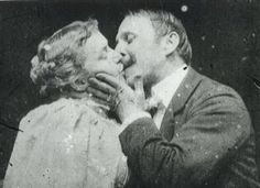 """""""The Kiss"""" (1896) first on-screen kiss"""