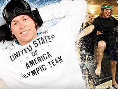 Before Brain Injury, Kevin Pearce Was Ready To Challenge Shaun White As Snowboard Champ #snowboarding
