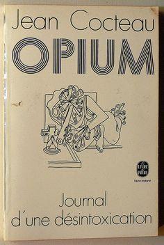 Jean Cocteau : Opium, Journal d'une désintoxication by alexisorloff, via Flickr