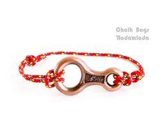 https://www.facebook.com/ChalkBagsNadamlada  rock climbing jewelry, figure 8 bracelet, mens anchor bracelet, climbing bracelet  #climb #climbing #anchorbracelet #ropebracelet #friendshipbracelet