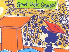 Good Luck Grads!