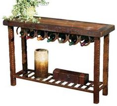 dining table with wine rack all products dining dining furniture dining tables