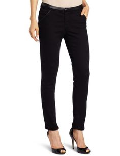 Democracy Women's Trouser with Trim W... for only $23.86