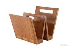 RN - 022 porta revista de madeira rj