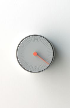 11+ WORLD CLOCK BY CLOUDANDCO - The 11+ World Clock displays 24 different time zones on its cylindrical body.