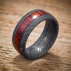 Hey, I found this really awesome Etsy listing at https://www.etsy.com/listing/178003744/damascus-stainless-steel-wood-mens