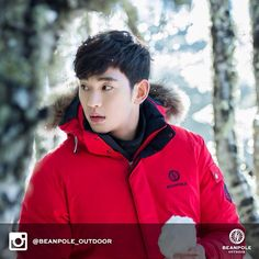 nice [CF] Awesome Kim Soo Hyun in Beanpole CF 2014