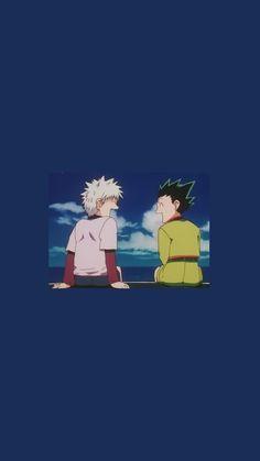 Gon Anime, Anime Ai, Fanarts Anime, Haikyuu Anime, Anime Guys, Anime Characters, Manga Anime, Anime Backgrounds Wallpapers, Anime Wallpaper Phone