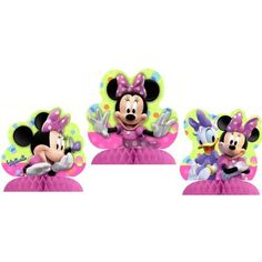 Disney Minnie Mouse Bow-tique Centerpiece Party Accessory by Hallmark, http://www.amazon.com/dp/B0074H4QPW/ref=cm_sw_r_pi_dp_sc1Yrb1D208TQ
