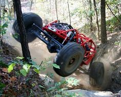 Rock Crawler - The baddest custom motorsports fabrication on the planet