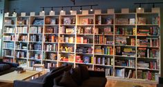 We love this downtown Toronto hangout spot, Castle Board Game Café:  http://cardboardandideas.com/our-new-downtown-toronto-hangout-spot-castle-board-game-cafe/
