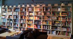 We love this downtown Toronto hangout spot, Castle Board Game Café:  http://cardboardandideas.com/our-new-downtown-toronto-hangout-spot-castle-board-game-cafe/