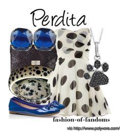 Perdita party dress