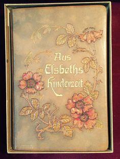 """""""Auf den Spuren von #GeorgHulbe im #MKG #Einbandkunst #Lederschnitt #Hamburg um 1900"""""""