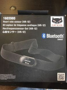 Heart Rate Monitors 177841: Cateye Bluetooth Heart Rate Monitor -> BUY IT NOW ONLY: $46.95 on eBay!