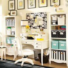 Study Room Ideas & Desk Inspiration | PBteen