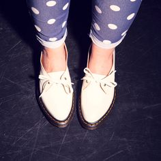 Dr Martens Siano.. I so luv them now I want the black ones..lol