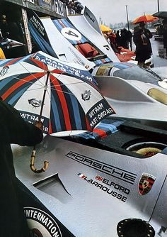 Martini Porsche team, Monza 1000km 1971