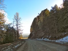 Strawberry Hill and Old Stage Road 1/20/14