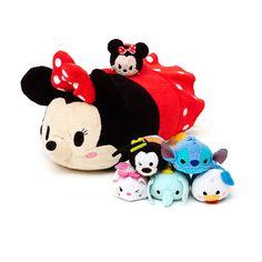 Disney's Tsum Tsum Photoshoot