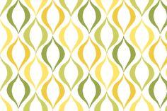 Twirl, Retro Hues fabric by kateriley on Spoonflower - custom fabric