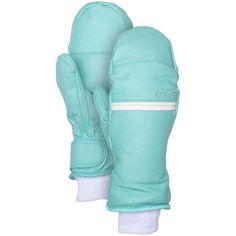 Celtek Calypso Mitten (€78) ❤ liked on Polyvore featuring accessories, gloves, waterproof mittens, fleece lined mittens, celtek gloves, fleece lined gloves and celtek