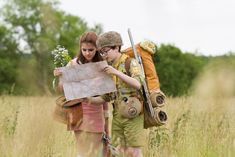 Moonrise Kingdom or the place of love according to Wes Anderson