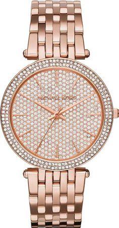 dde2a4d1cf63 Ladies Darci Watch Mk3439 #Michael Kor #RoseGold #Watches #TheJewelHut # Women #