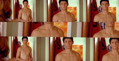 Hotness! James Lafferty - Nathan Scott #onetreehill Nathan Haley, Nathan Scott, James Lafferty, Brooke Davis, One Tree Hill, Man Candy, Gorgeous Men, Celebrity Crush, Crushes