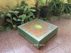 Buddha album box