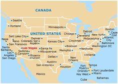 Albuquerque Maps And Orientation Albuquerque New Mexico Nm Usa
