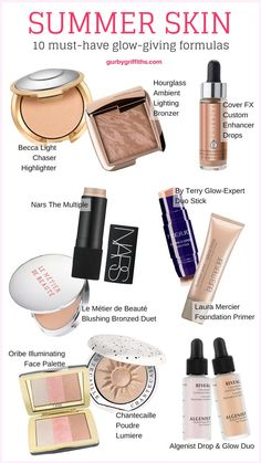 glow giving products