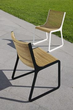 The Vence Chair by Helen Kontouris
