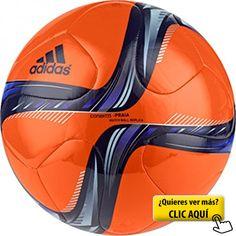adidas Conext15PRAIA - Balón de fútbol, color... #balon #sala