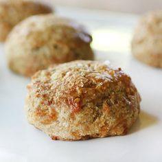 Three-Cheese Rye Biscuits