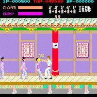 Gotham City 3: kung-fu-master