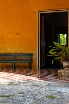 _MFH0903mexico-hacienda-yaxcopoil by francisbond, via Flickr