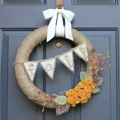 Fall Porch Decorating Idea - DIY Fall Curb Appeal - Good Housekeeping