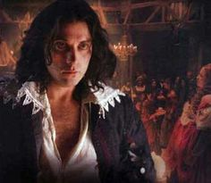 "As King Charles 2nd  ""The Last King"" ~~Rufus Sewell"