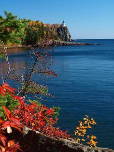 ✯ Autumn at Split Rock Lighthouse State Park, Beaver Bay, Minnesota