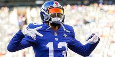 Giants Pick up Beckham Jr.'s Option; Peterson to Saints? – GET MORE SPORTS
