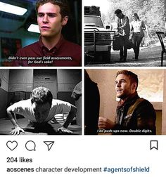 Agents of Shield Fitz Marvel Funny, Marvel Memes, Marvel Dc Comics, Marvel Avengers, Agents Of Shield Fitz, Marvels Agents Of Shield, Iain De Caestecker, Leopold Fitz, Marvel Show