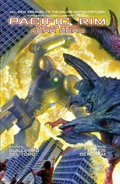 Pacific Rim - Tales from Year Zero English | CBR | 52 pages | 25.56 MB Don't miss this exciting sci-fi prequel graphic novel of the highly anticipated motion picture, Warner Bros.