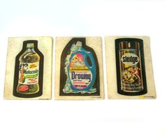 Items similar to Vintage OPC Motorzola Drowny Sledge Sticker Trading Cards Printed in Canada O-Pee-Chee Gum on Etsy Root Beer, Trading Cards, Booklet, Ephemera, Mall, Etsy Shop, Stickers, Group, Paper